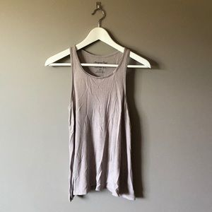 American Eagle | Tan Tank Top